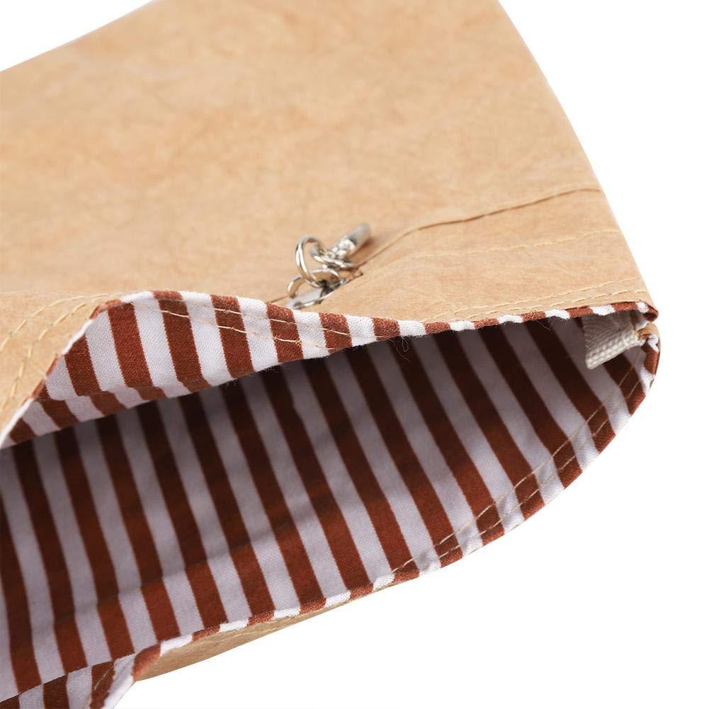 FTVOGUE Knitting Yarn Bag Cotton Cloth Handheld Crochet Thread Sewing Storage Organizer Holder(01)