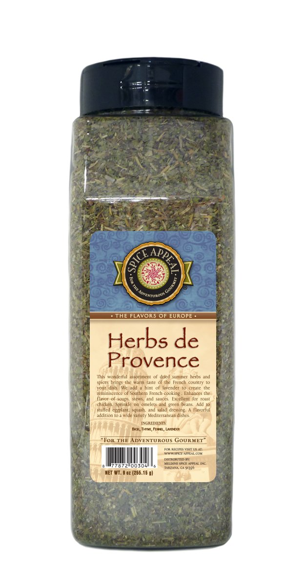Spice Appeal Herbs De Provence, 9 Ounce