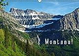 Montana! (Wandkalender 2018 DIN A3 quer)