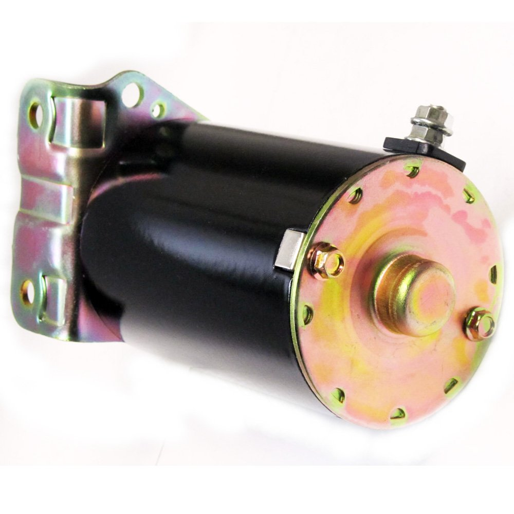 Caltric STARTER Fits JOHN DEERE 20 22 20HP 22HP L118 L120 Briggs & Stratton All by Caltric (Image #2)