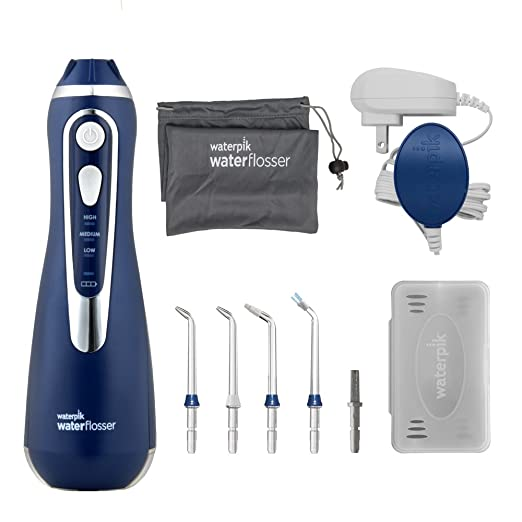 Amazon.com: Waterpik Irrigador bucal avanzado sin cable ...