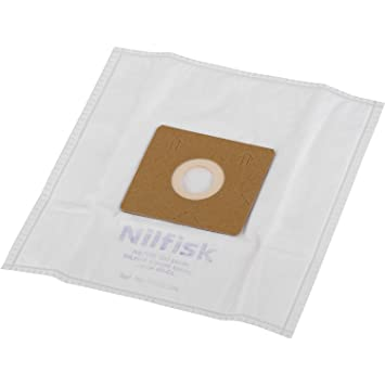 Amazon.com: Nilfisk Vacuum Cleaner Bag Coupe/Go Series [W7 ...