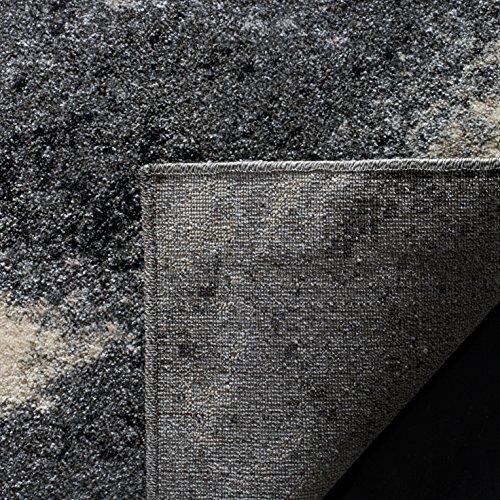 Retro Modern Rug: Safavieh Retro Collection RET2891-8012 Modern Abstract