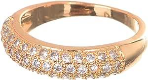 Dudu Flower Ring For Women - Gold
