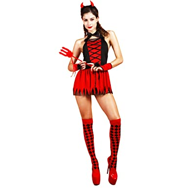 fcc4bd7cd Amazon.com: Aofei Cosplay costume for women for sex plus size -Sexy ...