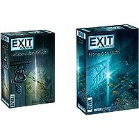 Devir Exit: La cabaña abandonada, Ed Español (BGEXIT1) + Exit: El Tesoro Hundido, Ed Español (Bgexit7)