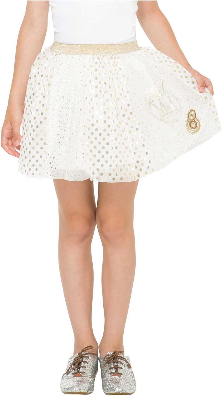 Desigual - Falda - para niña Blanco blanco 13 años: Amazon.es ...