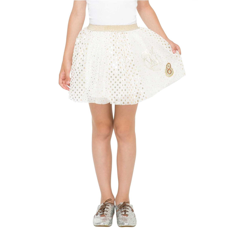 Desigual - Falda - para niña Blanco Blanco 11 años: Amazon.es ...