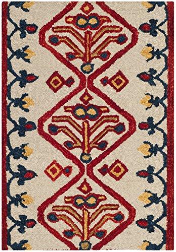 (Safavieh APN703A-2 Aspen Collection Area Rug, 2' x 3', Ivory/Multi)