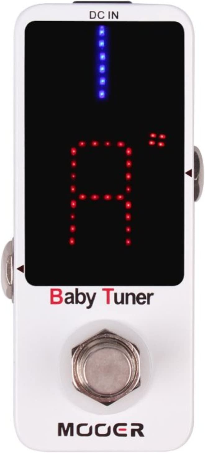 Mooer BABY TUNER - Pedal de efectos