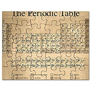 CafePress – Periodic Table – Jigsaw Puzzle, 30 pcs.