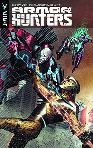 Armor Hunters Volume 1 (Best Sci Fi Armor)
