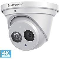 Amcrest UltraHD 4K Outdoor Security IP Turret PoE Camera