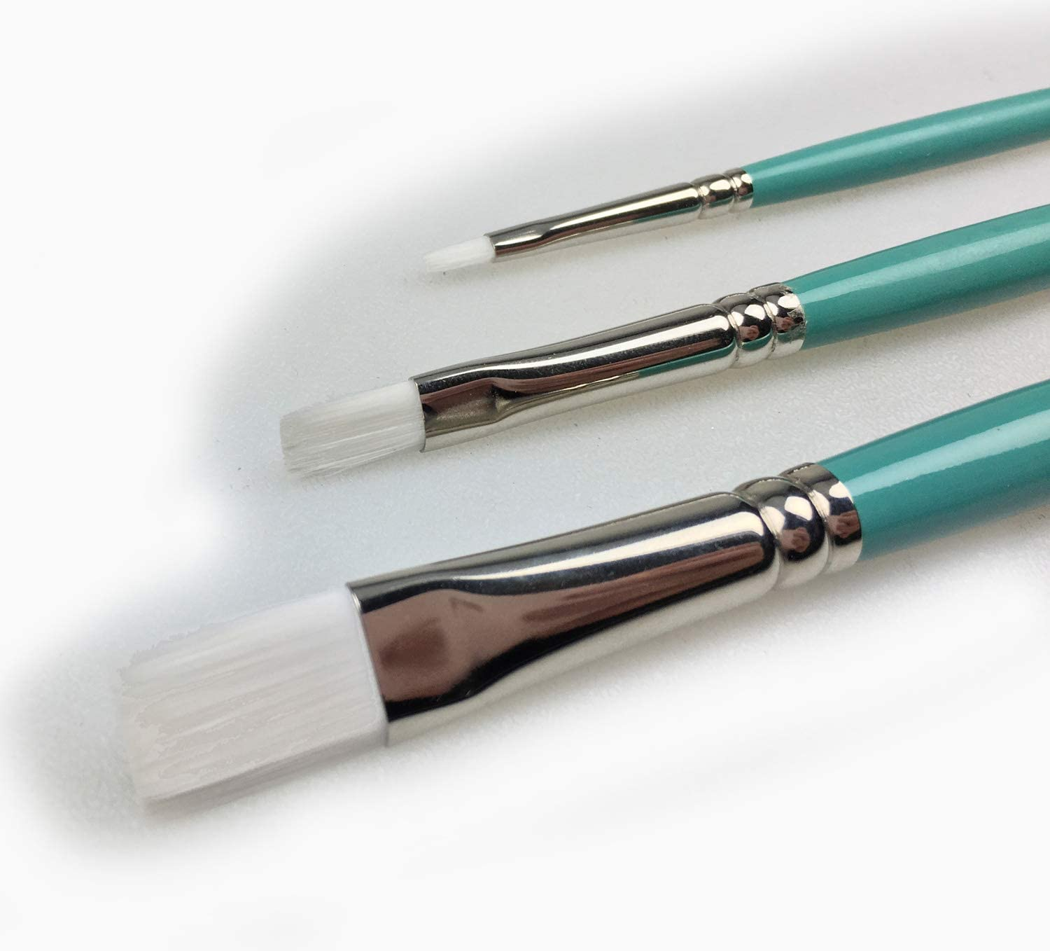 Matthew Palmer Lift Out Brush Set Deluxe Set 3mm, 6mm /& 13mm brushes