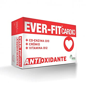 Amazon.com : Ever-fit Cardio 30 Tablets : Beauty
