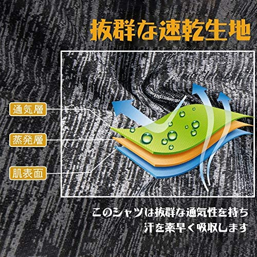 トレーニングパーカー ラッシュガード パーカー 秋服 メンズ 長袖 伸縮性 吸汗速乾 春秋用 (ネイビー, XXL)