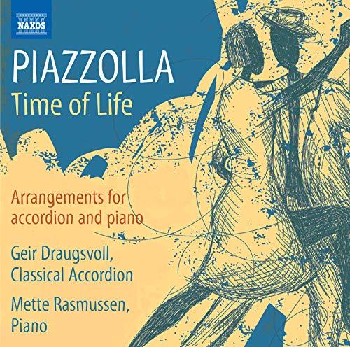 Time of Life: Arrangments for Accordion & Piano (Arrangment)