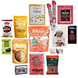 Custom Keto Diet Low Carb Variety Snack Box, Whisps + Your Custom Selected Food