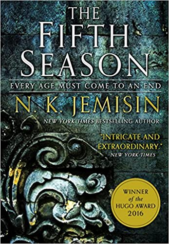 Image result for The Fifth Season - N.K. Jemisin