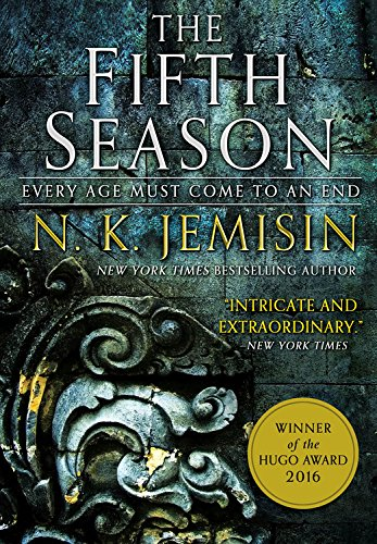 The Fifth Season (The Broken Earth) [N. K. Jemisin] (Tapa Blanda)