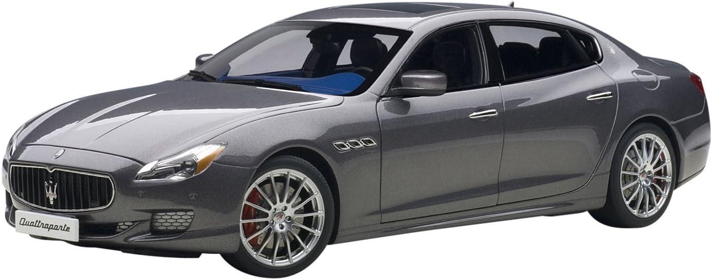 AutoArt Maserati Quattroporte GTS 2015 Maratea Grey 1//18