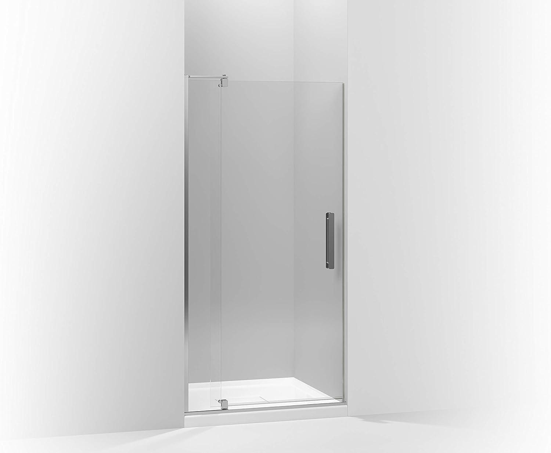 Revel Pivot para mampara de ducha acabado: brillante pulido plata: Amazon.es: Hogar
