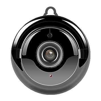 OMZBM Cámara De Vigilancia IP De Seguridad para El Hogar Panorámico Mini CCTV 1080P HD Cámara