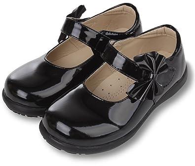 444aa63a10a10  ファイアフライショップ  子供靴 蝶々 リボン フォーマル シューズ エナメル フラット 靴 ガールズ キッズ