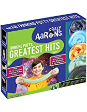 Greatest Hits Collection 5 Pack Thinking Putty by Crazy Aarons Putty (GH001)