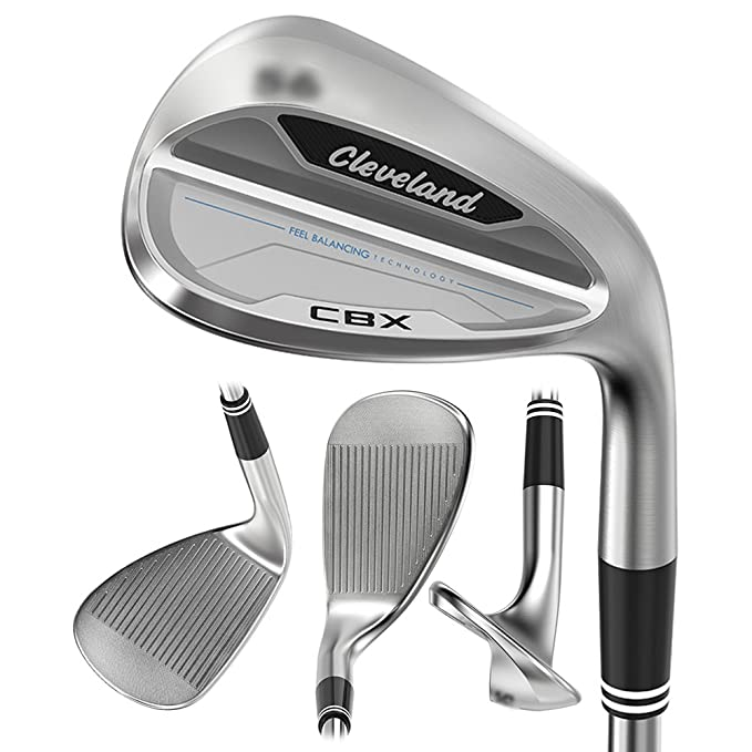 Cleveland CBX Wedges de Golf, Hombre, Gris, 48: Amazon.es ...