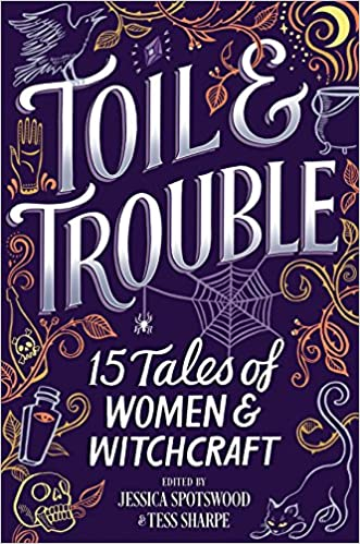 Image result for toil and trouble 15 tales