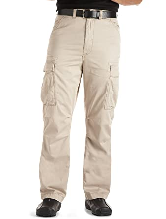 True Nation Big & Tall Military Cargo Pants at Amazon Men's ...