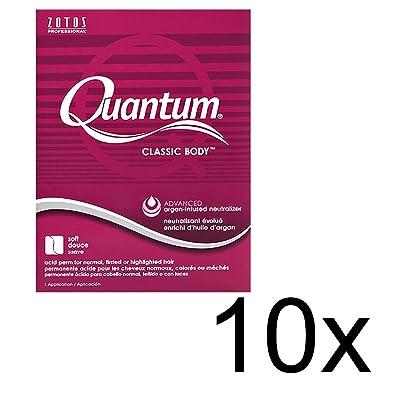 10xQUANTUM CLASSIC BODY PERM SP-249504x10