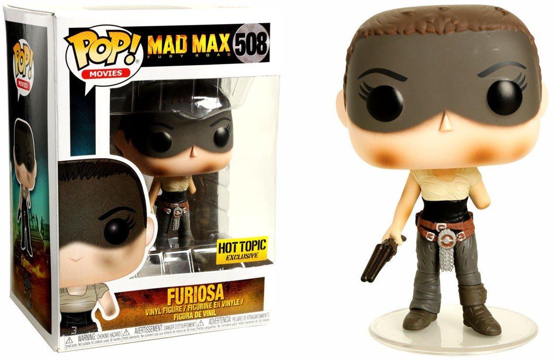 Funko Pop! Mad Max: Fury Road - Furiosa exclusiva 508