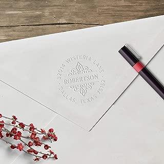 product image for Three Designing Women Custom Address Embosser - The World's Only Designer Embosser Brand (Robertson)