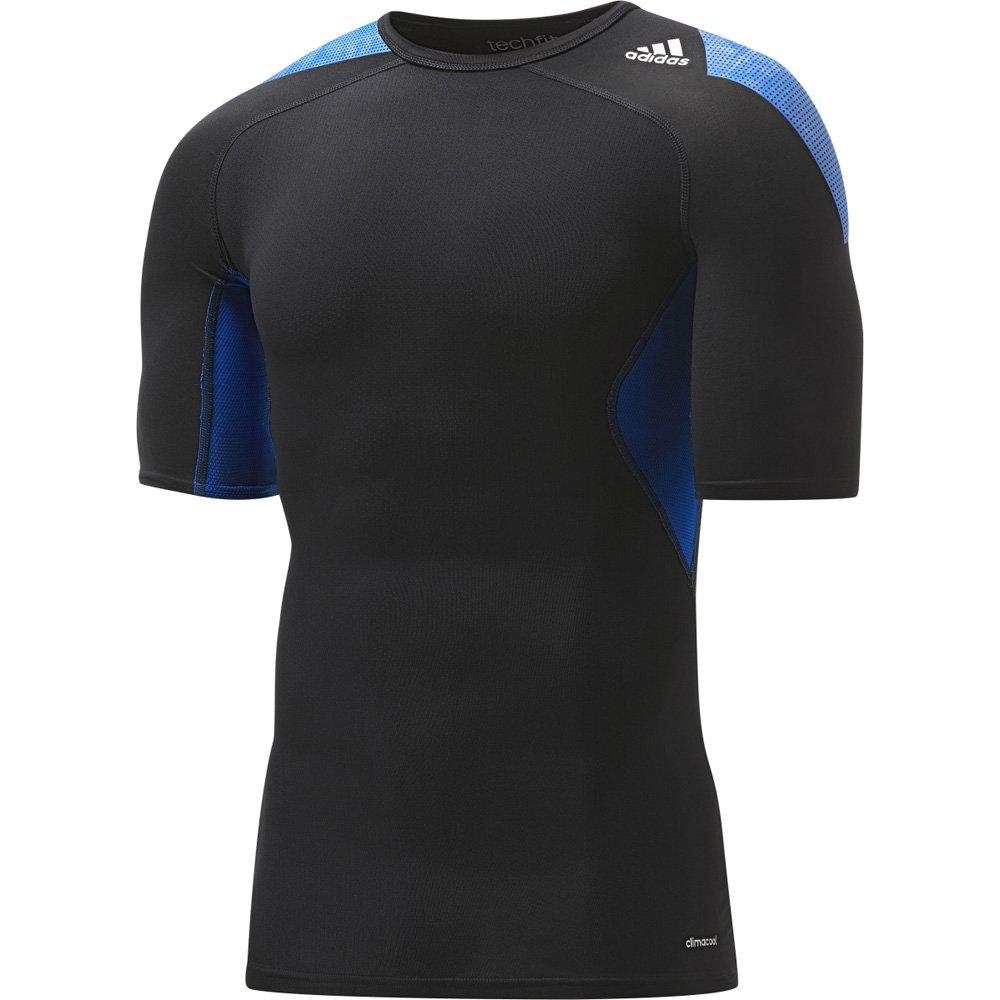 Adidas - Camiseta térmica - Camiseta - para Hombre, Color Negro, tamaño XS: Amazon.es: Deportes y aire libre