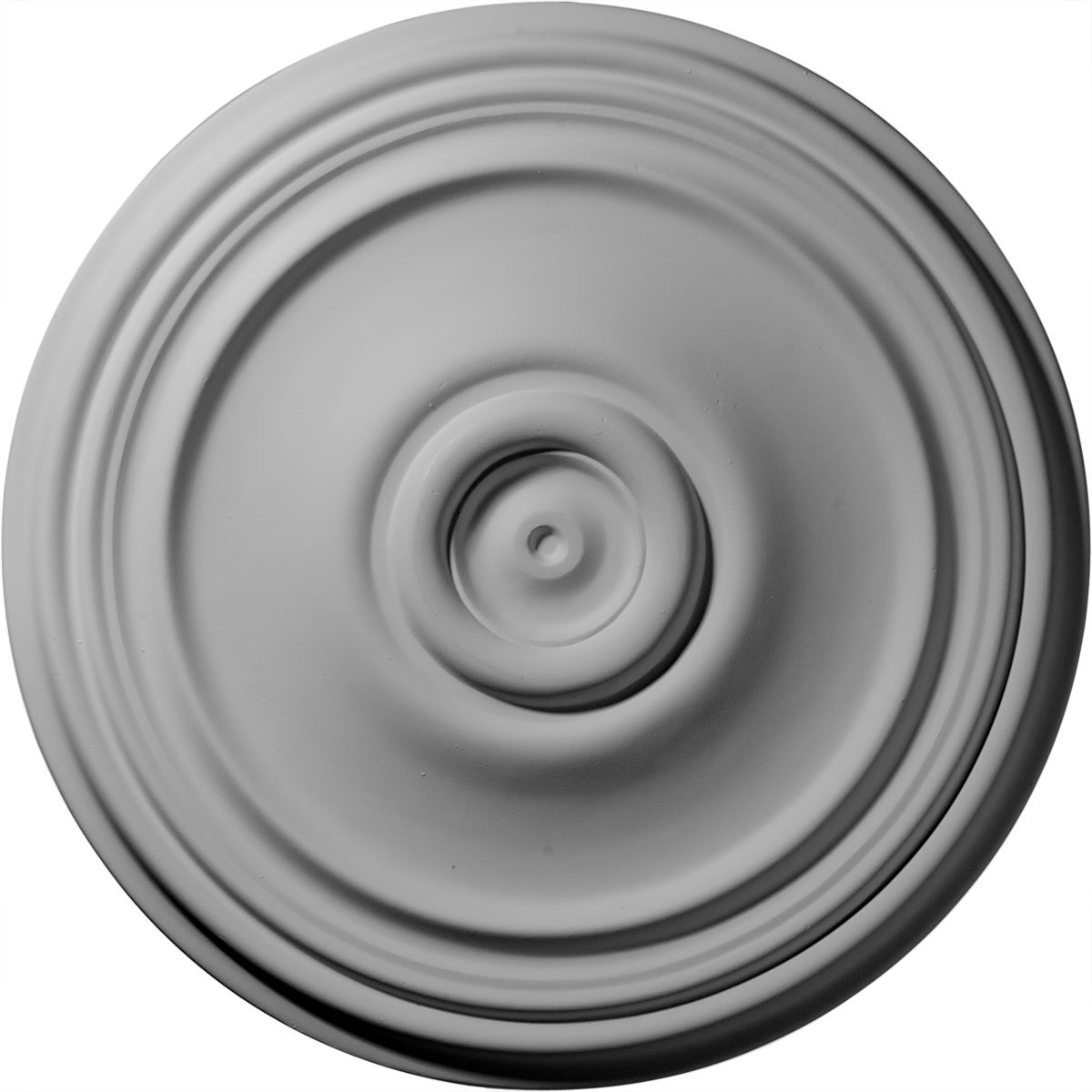 Ekena Millwork CM21RE 21-Inch OD x 3 3/4-Inch ID x 1 1/4-Inch P Reece Ceiling Medallion