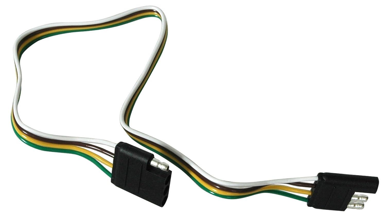 Reese Towpower 85307 18' 4-Way Flat Loop Wiring Connector