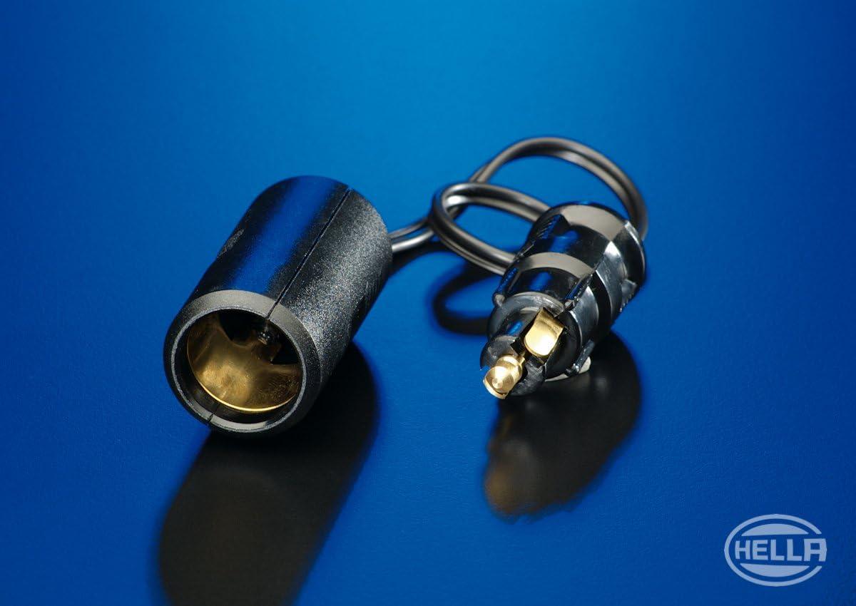 Hella 8ka 007 589 101 Adapter Für Zigarettenanzünder 0 75 Mm 0 25 M Länge Bei 24 V Belastung 8 Auto