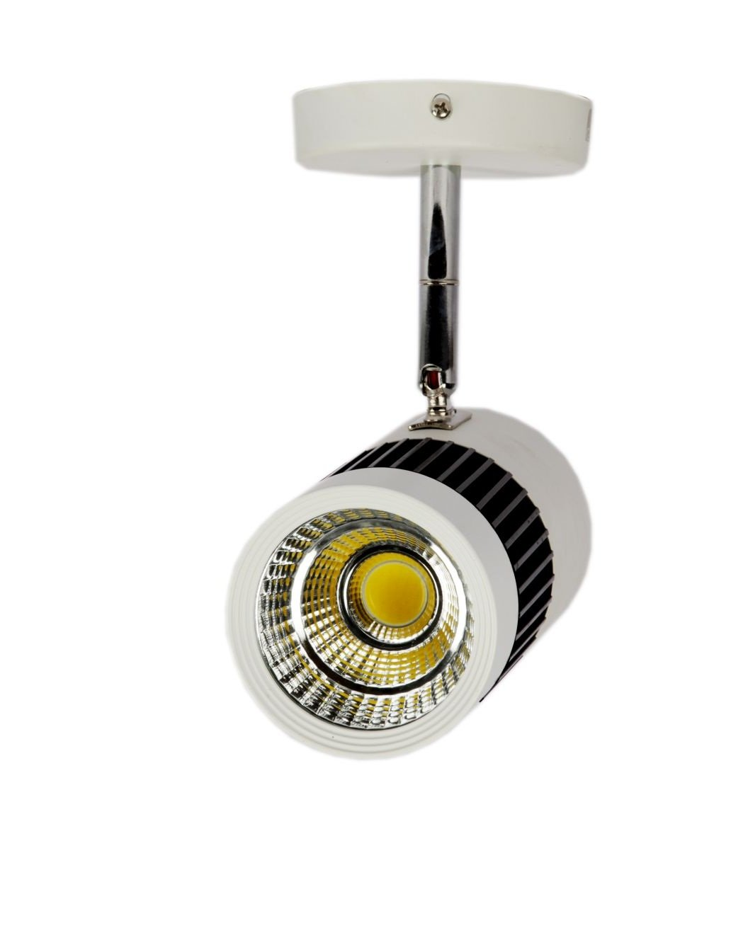Glitz Led Spot Light 6W Warm White. 2700K, Finest Quality, Bright Light, With 1 Year Warranty