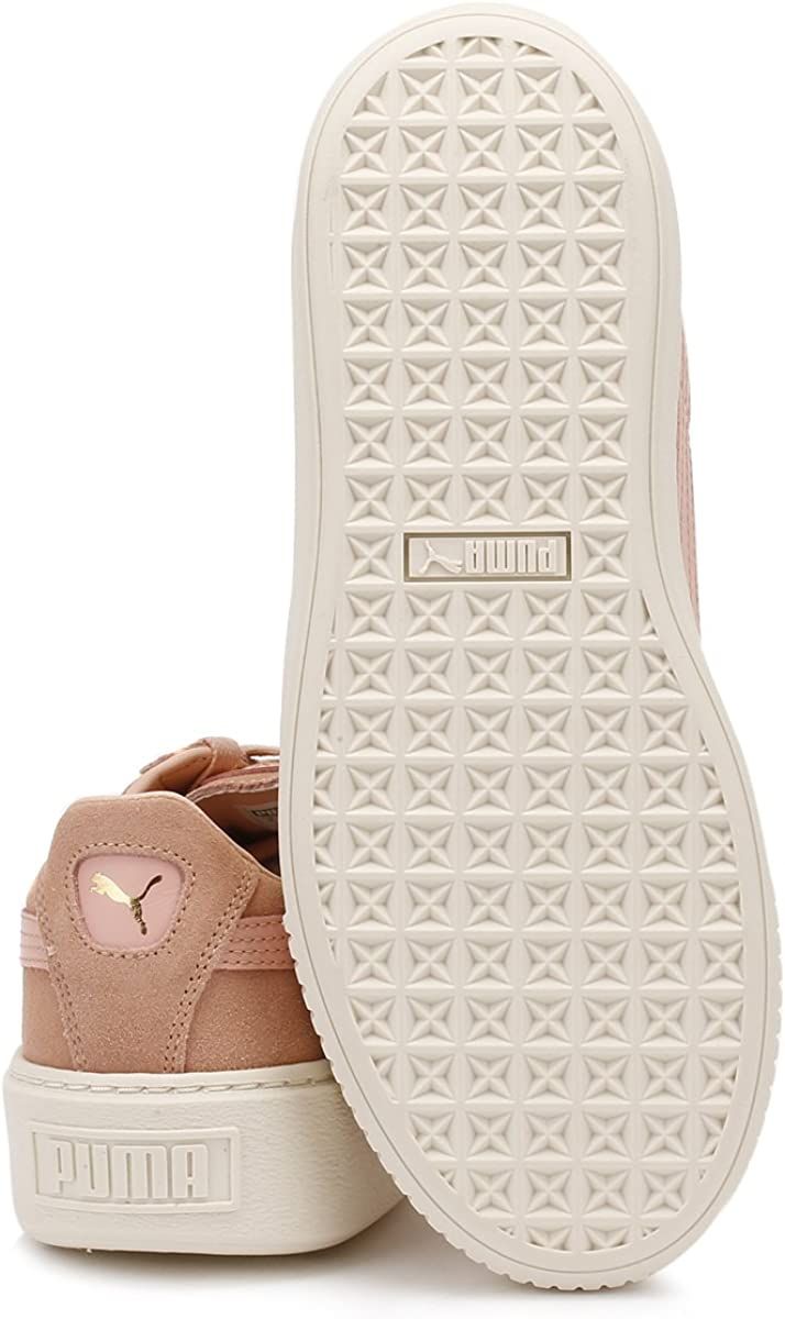 Puma Suede Platform Core 36355905, Baskets mode femme