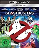 Ghostbusters (4K Ultra HD-Bluray) [Blu-ray]