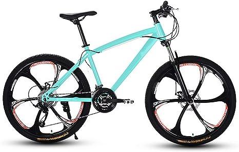 YKMY 24/26 Pulgadas Bicicleta de montaña de Velocidad Variable ...