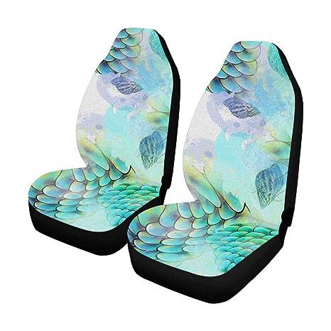 Astonishing Amazon Com Interestprint Marine Design Mermaid Scale Creativecarmelina Interior Chair Design Creativecarmelinacom