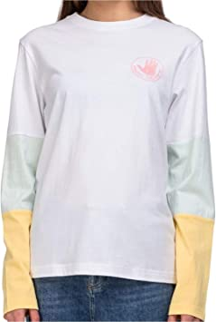 Body Glove Top Logo Panel L/S tee - Camiseta Manga Larga Mujer: Amazon.es: Deportes y aire libre