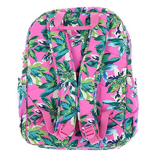 Vera Bradley Large Campus Backpack Tropical Paradise