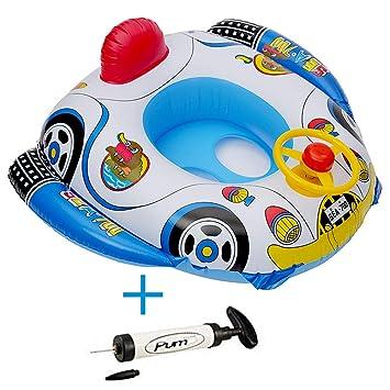 Amazon.com: sealive® Buggy de natación inflable flotador ...