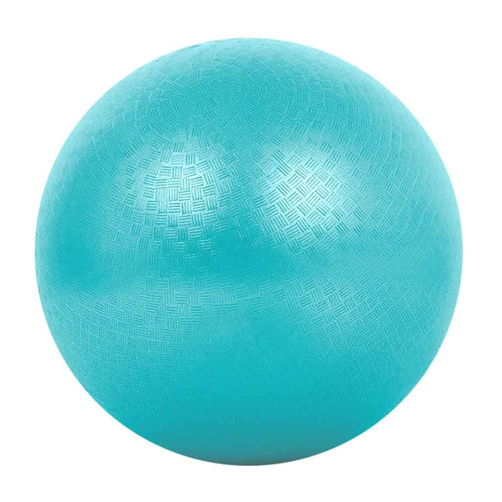 blueeegreen 65cm(Height 160165cm) Exercise Gym Ball Yoga Ball Pregnancy AntiBurst Exercise Ball Beginner Office Home Gym Balance Workout Fitness Available in Three Sizes 55 65 75cm