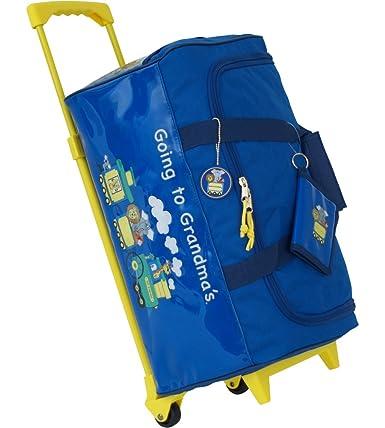 Mercury Luggage Going to Grandma s Wheeled Duffle