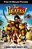 10 Minute Preview: The Pirates! Band of Misfits